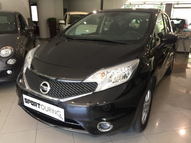 NISSAN Note Nero pastello
