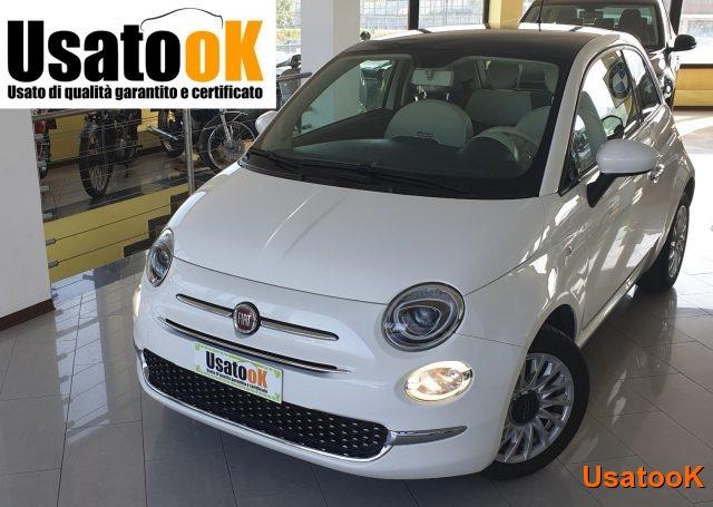 Usatook Scheda Tecnica Fiat 500 1 2 Lounge Cambio Automatico