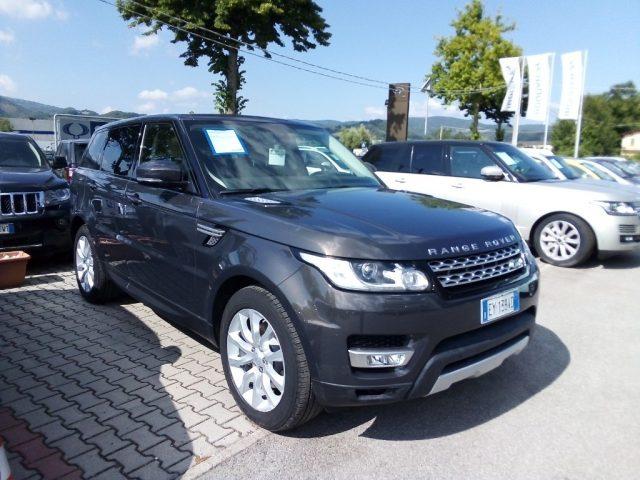 LAND ROVER Range Rover Sport 3.0 TDV6 HSE - Telecamera - Pelle - Navi Immagine 1