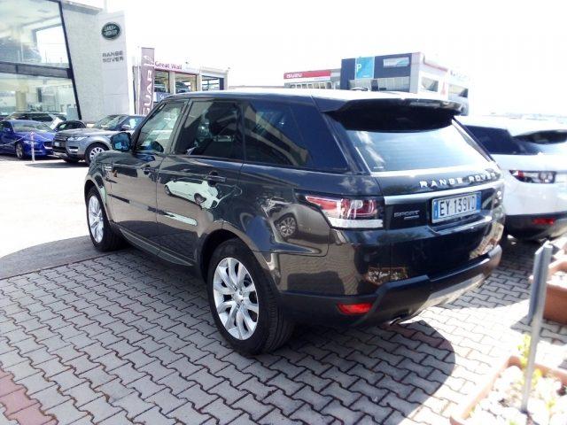 LAND ROVER Range Rover Sport 3.0 TDV6 HSE - Telecamera - Pelle - Navi Immagine 2