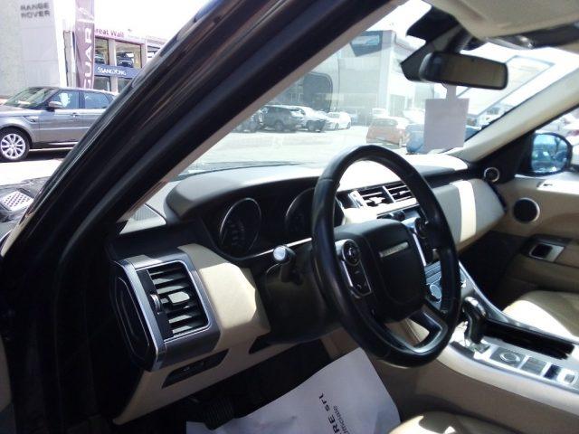 LAND ROVER Range Rover Sport 3.0 TDV6 HSE - Telecamera - Pelle - Navi Immagine 3