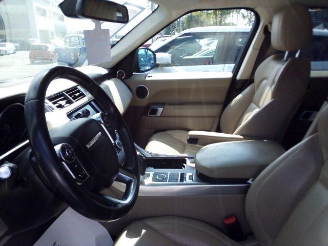 LAND ROVER Range Rover Sport 3.0 TDV6 HSE - Telecamera - Pelle - Navi Immagine 4