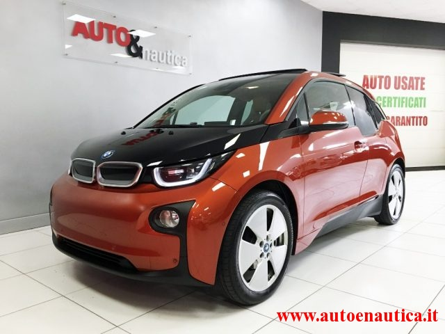 BMW i3 Orange metallizzato