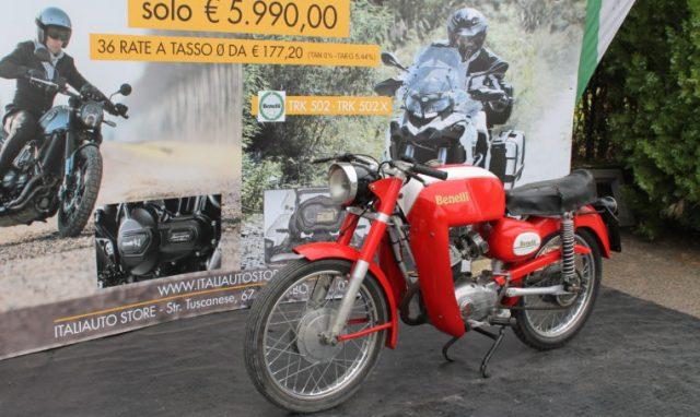 BENELLI Leoncino 125 Immagine 4