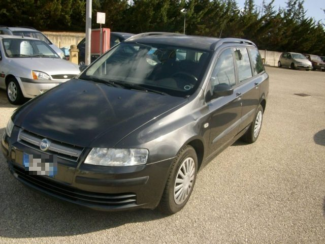FIAT Stilo Antracite metallizzato