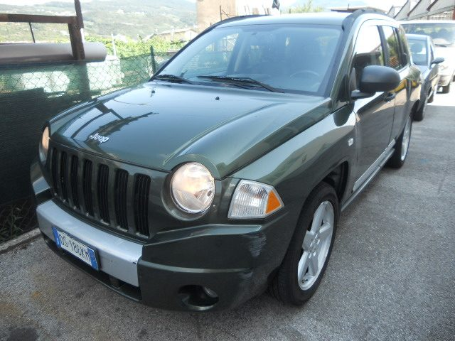 JEEP Compass Verde metallizzato