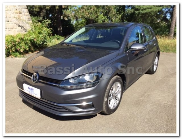 VOLKSWAGEN Golf Antracite metallizzato