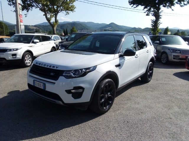 LAND ROVER Discovery Sport 2.2 TD4 HSE Immagine 0