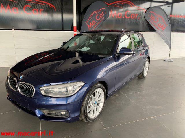 BMW 118 2.0 118D SERIE 1