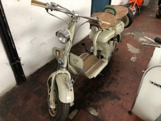 LAMBRETTA D 150 1955