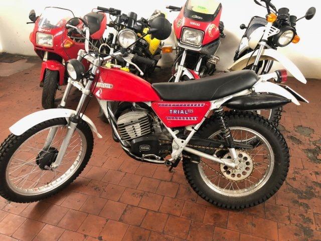 FANTIC MOTOR Caballero 125 TX TRIAL Immagine 1
