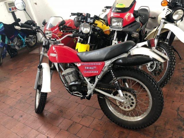 FANTIC MOTOR Caballero 125 TX TRIAL Immagine 3