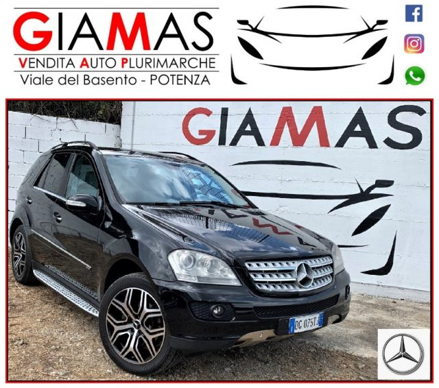 MERCEDES-BENZ ML 320 Nero metallizzato