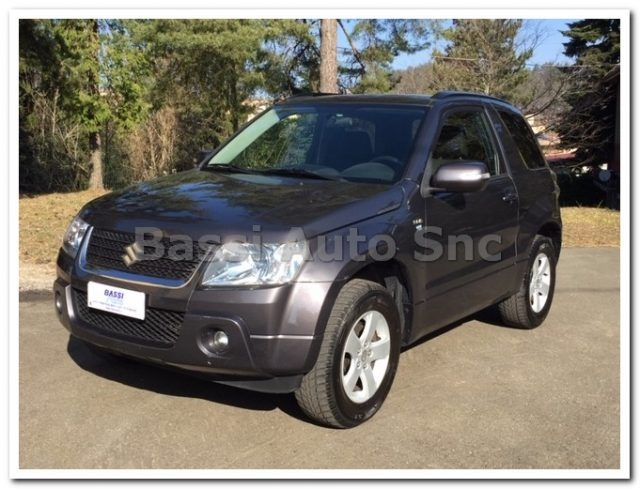 SUZUKI Grand Vitara Antracite metallizzato