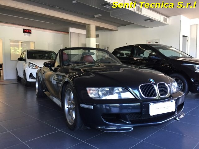 BMW Z3 Nero pastello