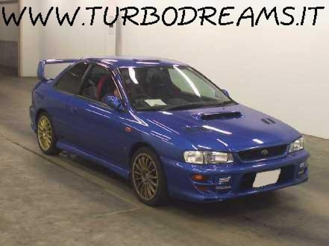 SUBARU Impreza WRX STi 2.0 Turbo TYPE R COUPE' VERSION 5 JAP SPEC Immagine 0