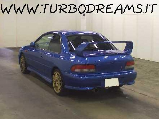 SUBARU Impreza WRX STi 2.0 Turbo TYPE R COUPE' VERSION 5 JAP SPEC Immagine 1