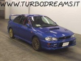 Subaru Impreza Wrx Sti 2.0 Turbo Type R Coupe' Version 5 Jap Spec - immagine 1