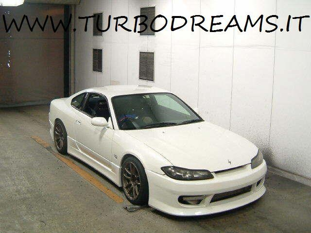 NISSAN Silvia S15 Turbo type R Jap Spec Immagine 1