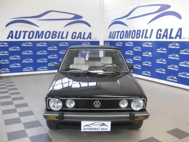 VOLKSWAGEN Golf Cabriolet 1.5 GLS 1a SERIE Karmann Immagine 2
