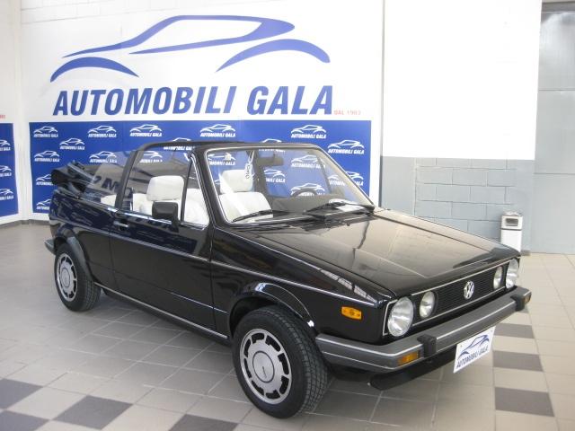 VOLKSWAGEN Golf Cabriolet 1.5 GLS 1a SERIE Karmann Immagine 4