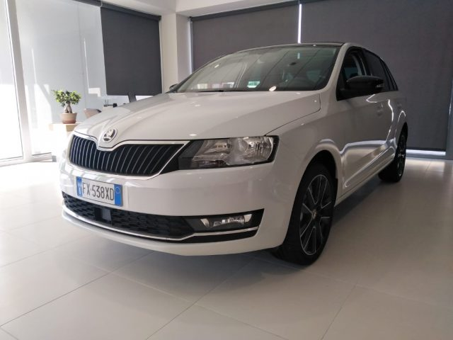 SKODA Rapid Spaceback 1.0 TSI 95 CV Ambition