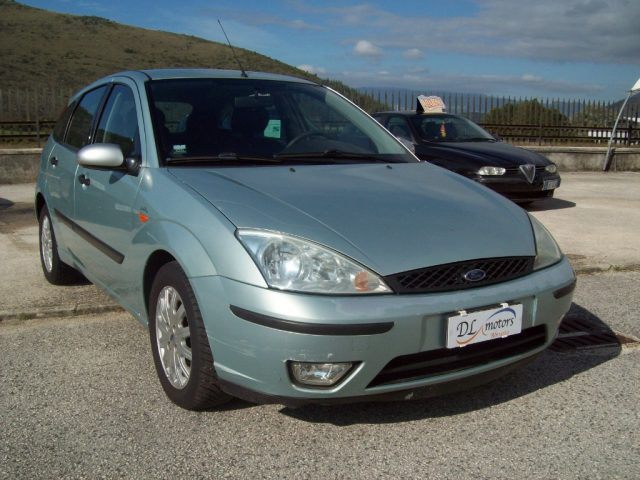FORD Focus Verde metallizzato