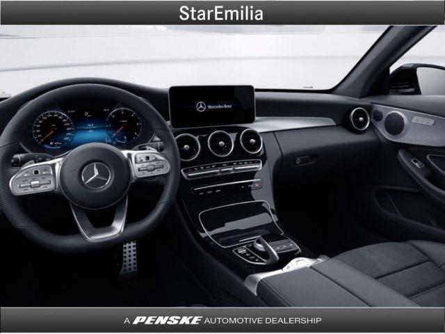 MERCEDES-BENZ C 220 d 4Matic Auto Cabrio Premium - DEMO Immagine 2