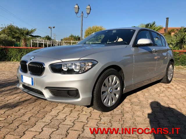 BMW 116 d 116 CV GARANZIA UFFICIALE - MY 2018 57000 km