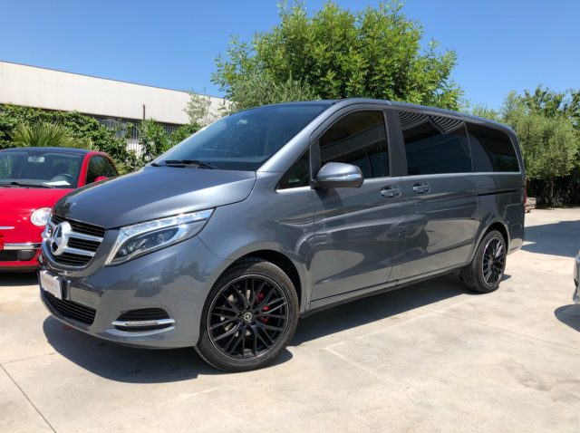 MERCEDES-BENZ V 220 Antracite metallizzato