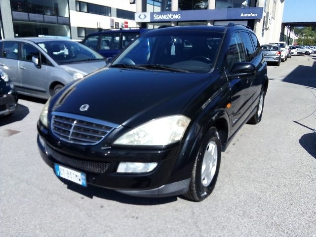 SSANGYONG Kyron 2.0 XVT 4WD Immagine 0