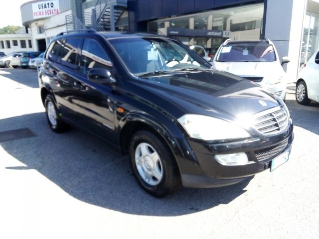 SSANGYONG Kyron 2.0 XVT 4WD Immagine 1