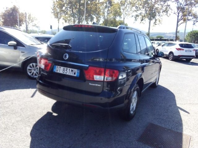 SSANGYONG Kyron 2.0 XVT 4WD Immagine 2