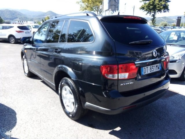SSANGYONG Kyron 2.0 XVT 4WD Immagine 3