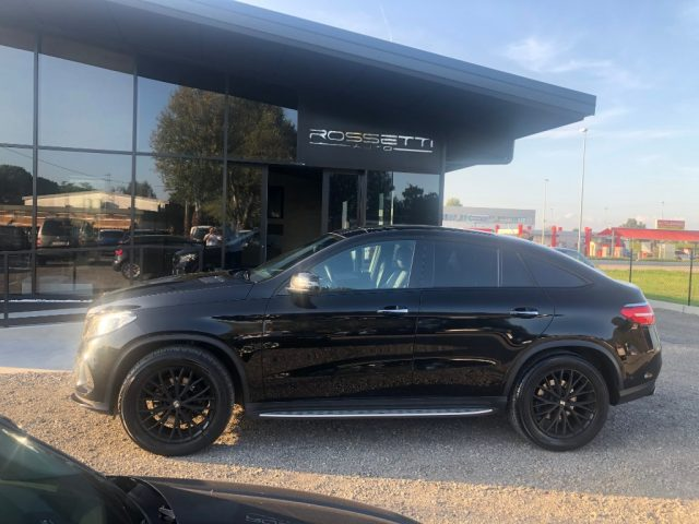 MERCEDES-BENZ GLE 350 Nero metallizzato