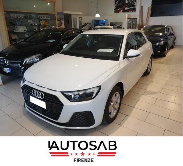 AUDI A1 SPB Audi Multimedia 3.0 TFSI 116 CV KM 0 AZIENDALE 5 km