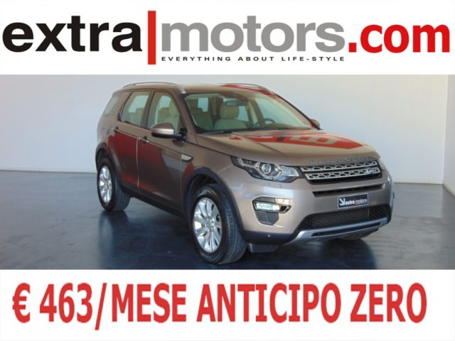 LAND ROVER Discovery Sport 2.2 SD4 HSE AUT. 101900 km