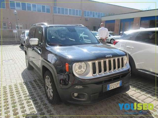 JEEP Renegade 1.4 MultiAir Limited + GPL Landi Renzo 158040 km