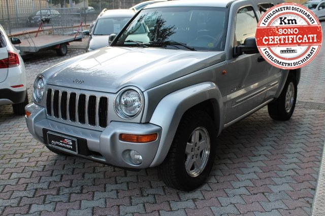 JEEP Cherokee 2.8 CRD Limited 180000 km