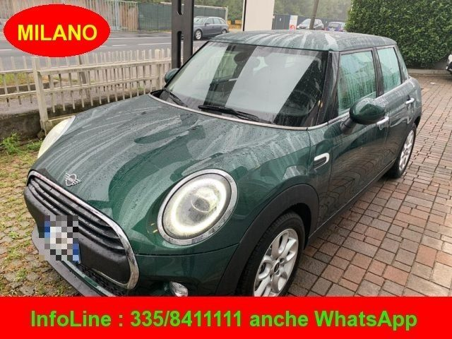 MINI Mini British Racing Green metallizzato