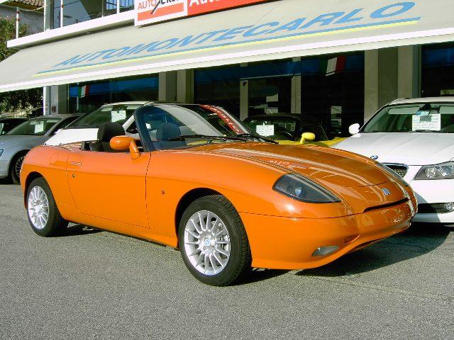 FIAT Barchetta 1.8 16V  - Ricondizionata !  ASI Immagine 0
