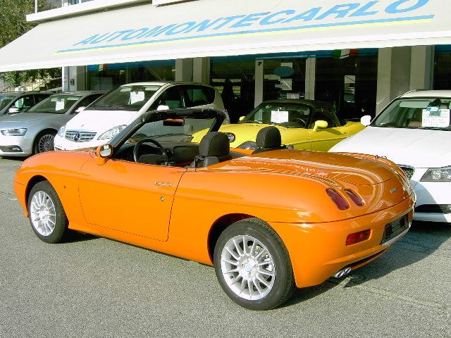 FIAT Barchetta 1.8 16V  - Ricondizionata !  ASI Immagine 1