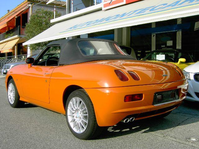 FIAT Barchetta 1.8 16V  - Ricondizionata !  ASI Immagine 3