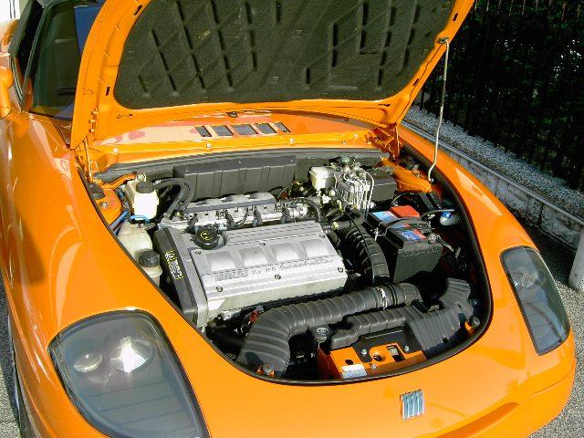 FIAT Barchetta 1.8 16V  - Ricondizionata !  ASI Immagine 4