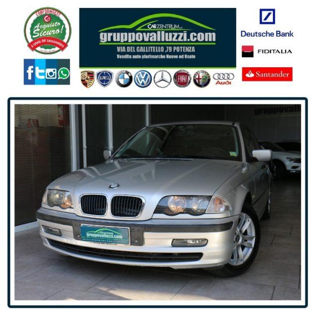 BMW 320 d turbodiesel cat 4 porte Immagine 0
