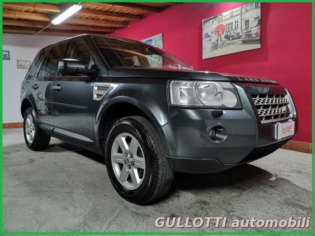 LAND ROVER Freelander Antracite metallizzato