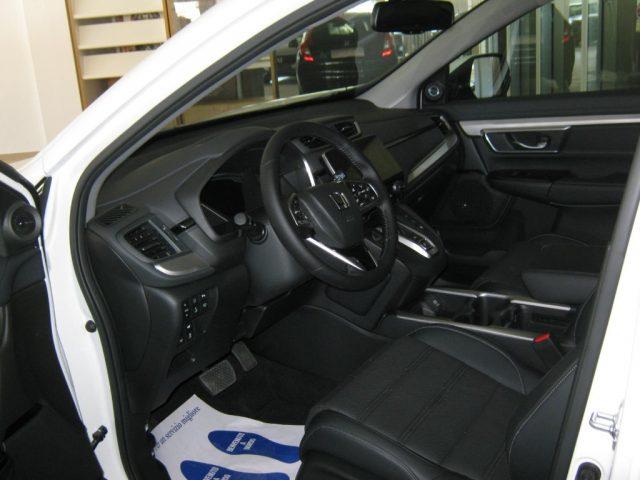 HONDA CR-V 2.0 Hev eCVT Executive Navi AWD Immagine 4