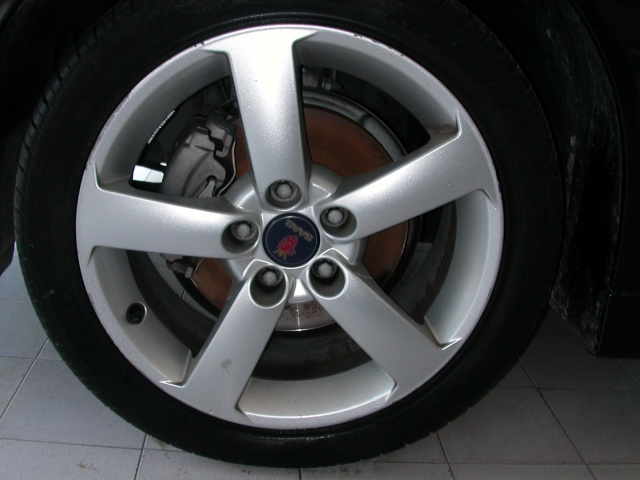 SAAB 9-3 Cabriolet 2.0 Immagine 3