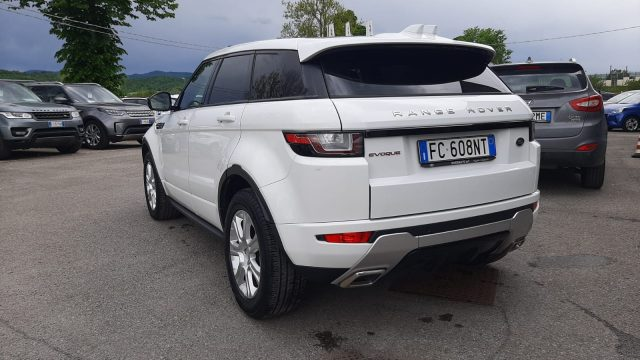 LAND ROVER Range Rover Evoque 2.0 TD4 180 CV 5p. SE Dynamic Immagine 4