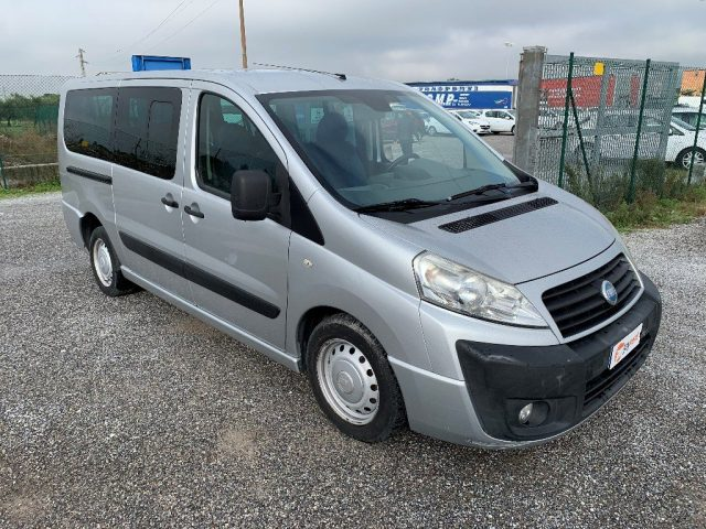 FIAT Scudo 2.0 MJT PC Panorama Family 9 posti.